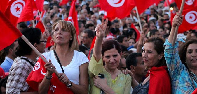 تونس: البرلمان يقر بالإجماع قانون مكافحة العنف ضد المرأة
